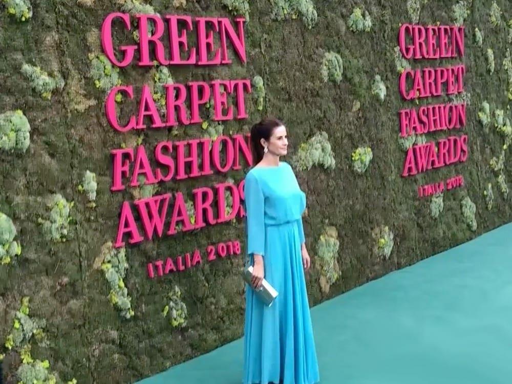 Green Carpet Fashion Award 2018