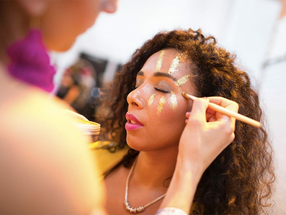Bare Fashion Vegan makeup