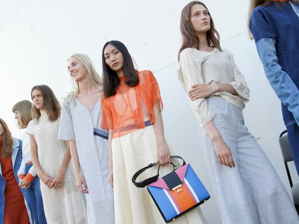 Conscious Luxury Fashion Adelaide C. vegan luxury handbags