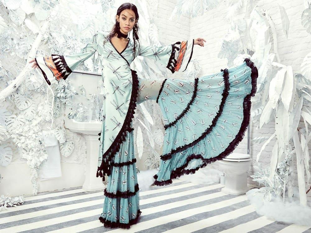 Conscious Luxury Fashion LA LLAMA conscious luxury collection