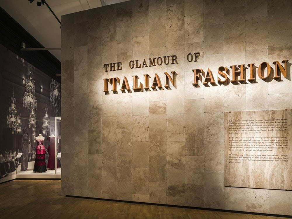Sustainable fashion made in Italy