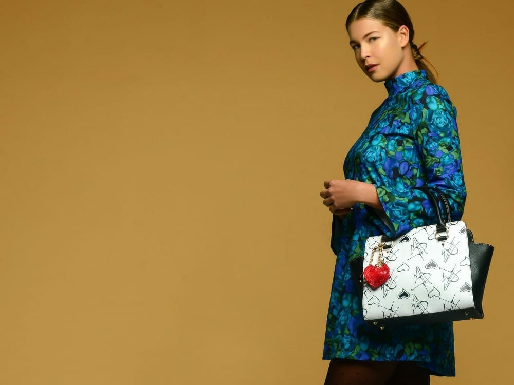 Conscious Luxury Fashion Livin The MAD Life vegan designer handbags