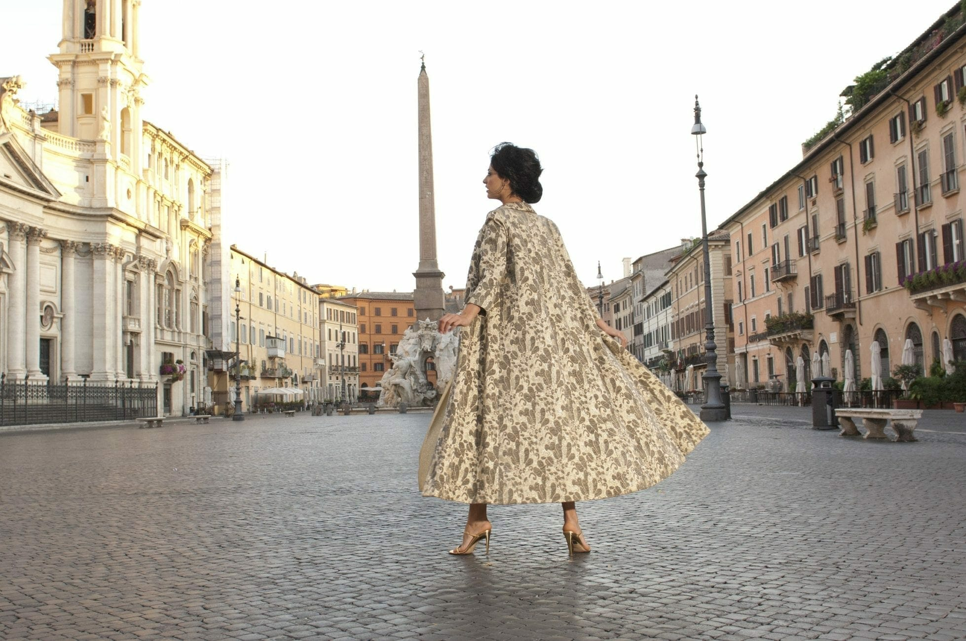 High quality sustainable fashion made in Italy