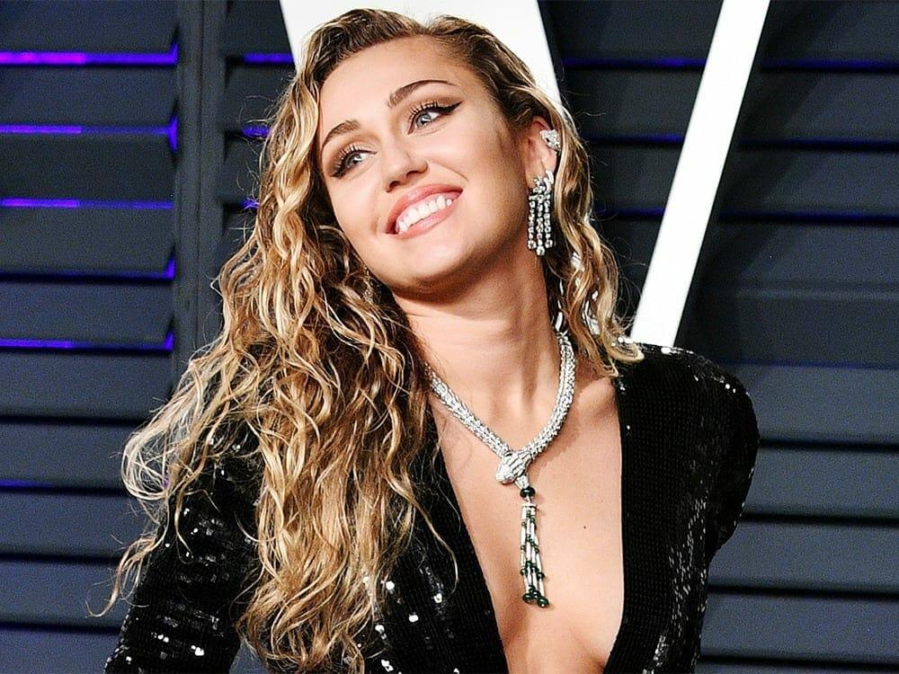 Miley Cyrus vegan fashion