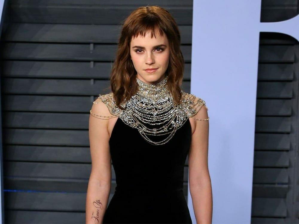 Emma Watson vegan fashion