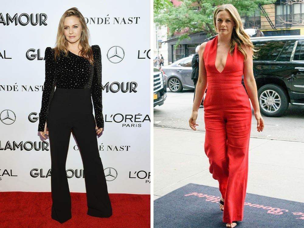 Alicia Silverstone vegan fashion