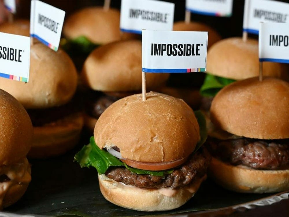 Beyonce and Jay Z backs Impossible Foods vegan burger project