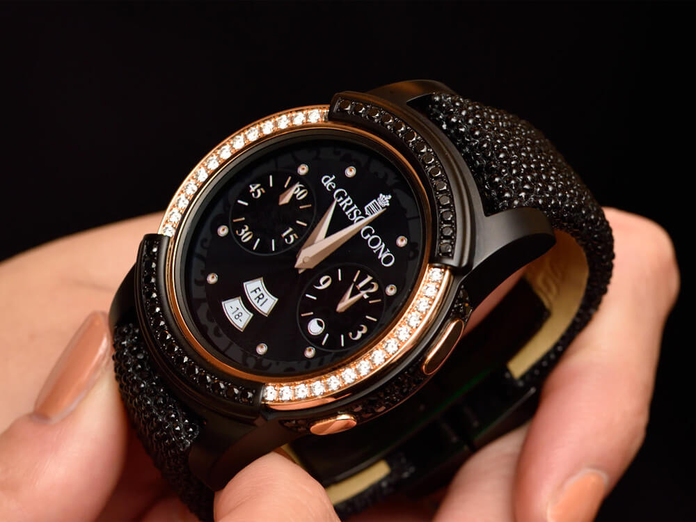 de Grisogono Samsung Gear S2 Luxury Smartwatch