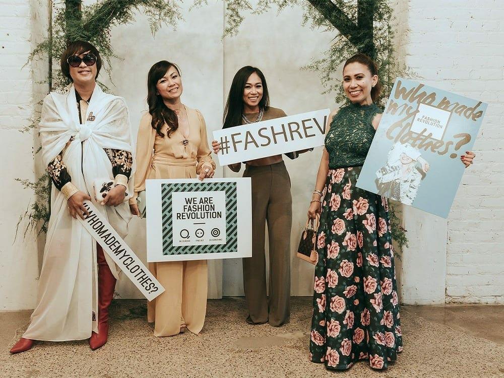 Green fashion movement