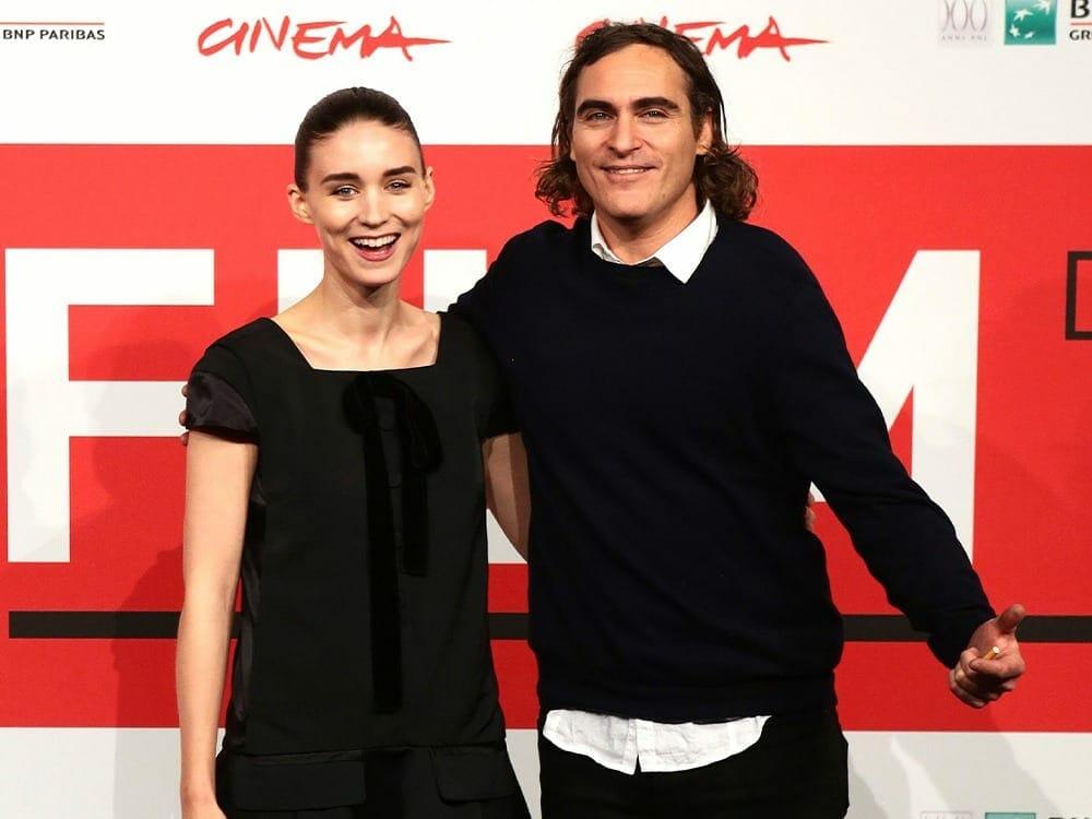 Rooney Mara and Joaquin Phoenix are engaged