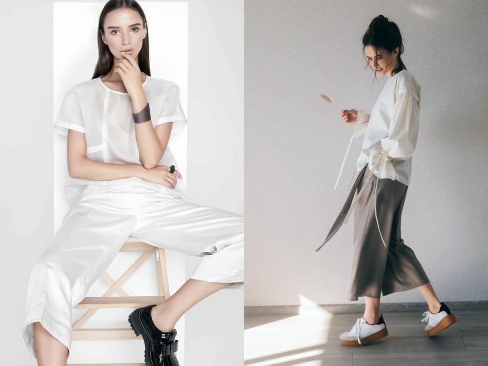 Minimalistic fashion