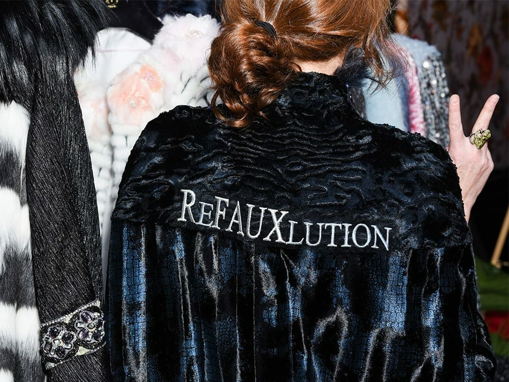 vegan fashion movement