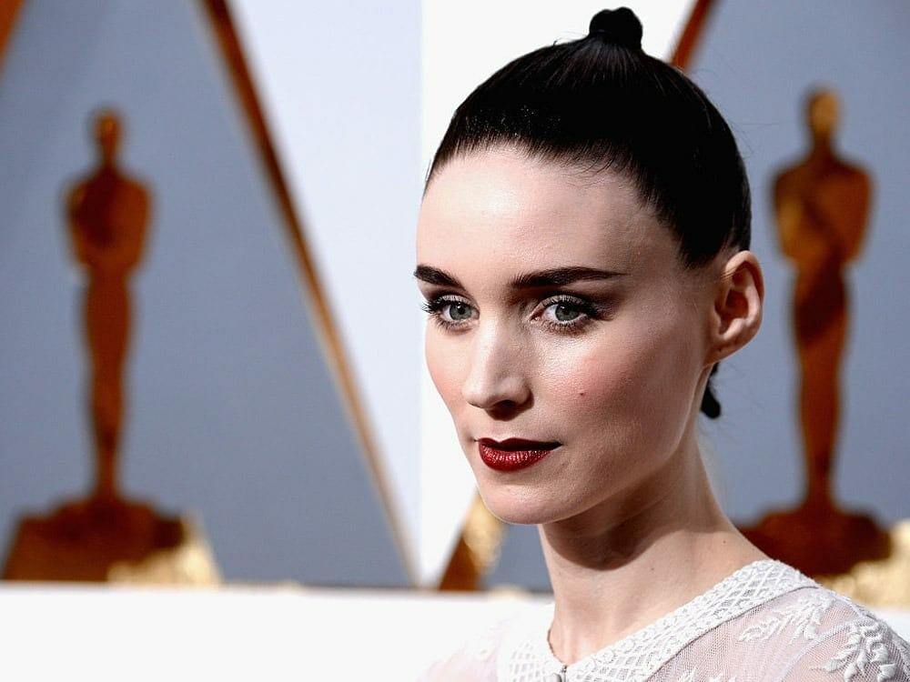 Rooney Mara top sustainable fashion tips