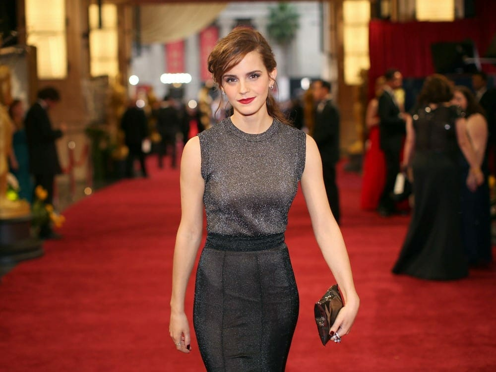 Emma Watson sustainable fashion on the red carpet