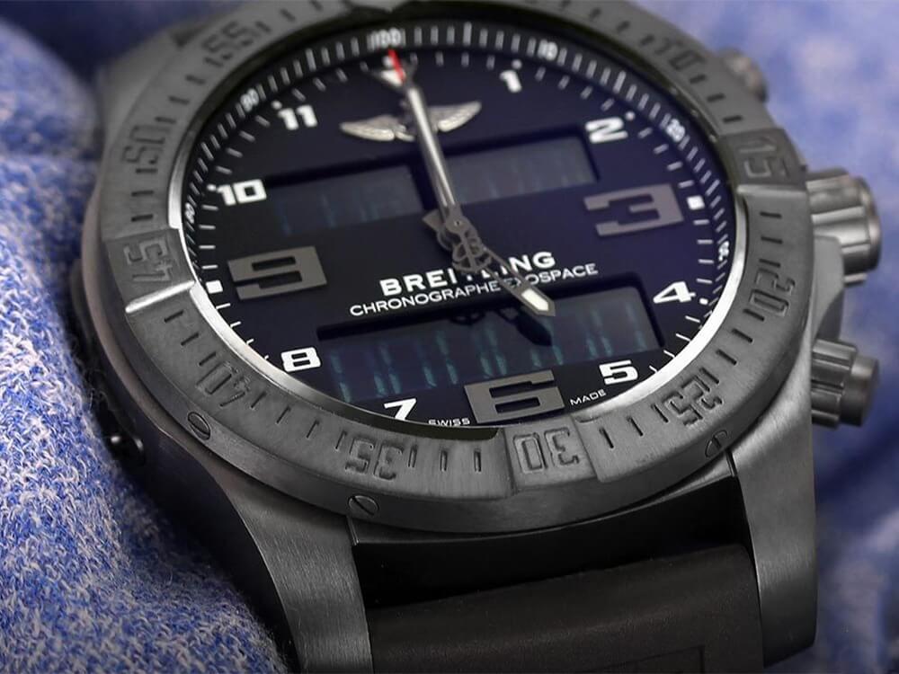 Breitling Exospace B55 Black Titanium Smartwatch
