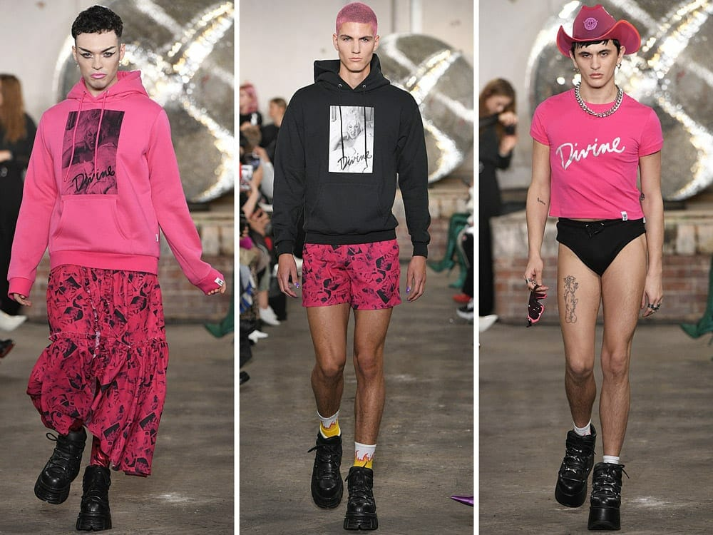 Nicopanda Gender Neutral Fashion Collection