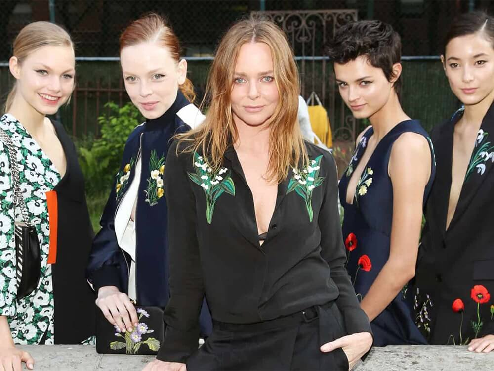 Stella McCartney partners with LVMH pushing for a more conscious luxury fashion