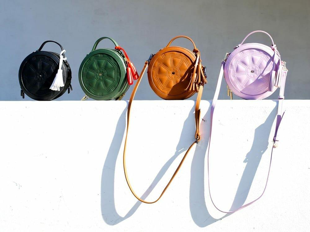 Gunas Meghan vegan designer handbags