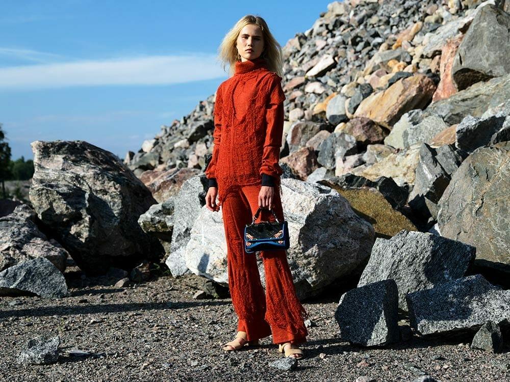 Adelaide Carta vegan designer handbags