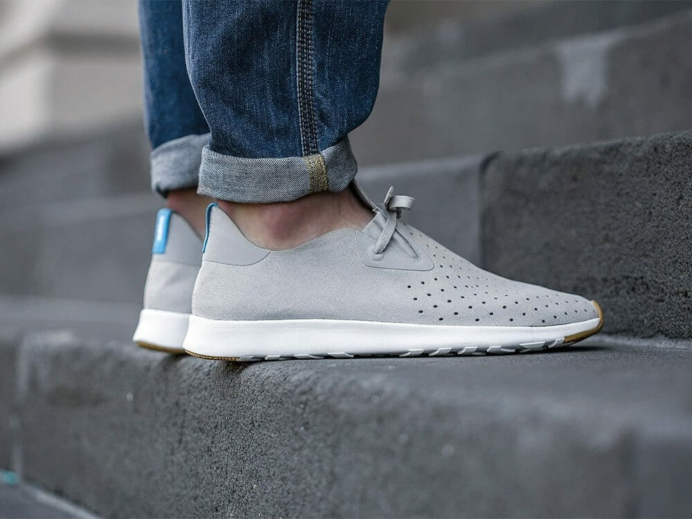 sustainable fashion brands Native shoes eco-conscious sneakers
