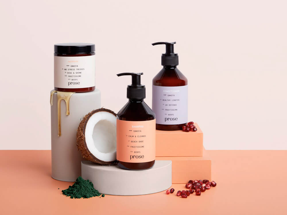 Prose Organic Hair Products