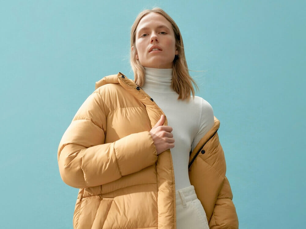Sustainable Winter Jacket