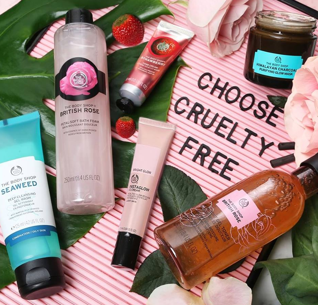 The Body Shop Cruelty-free