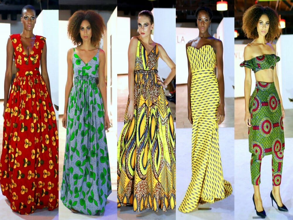 Sustainable Outfits in Africa