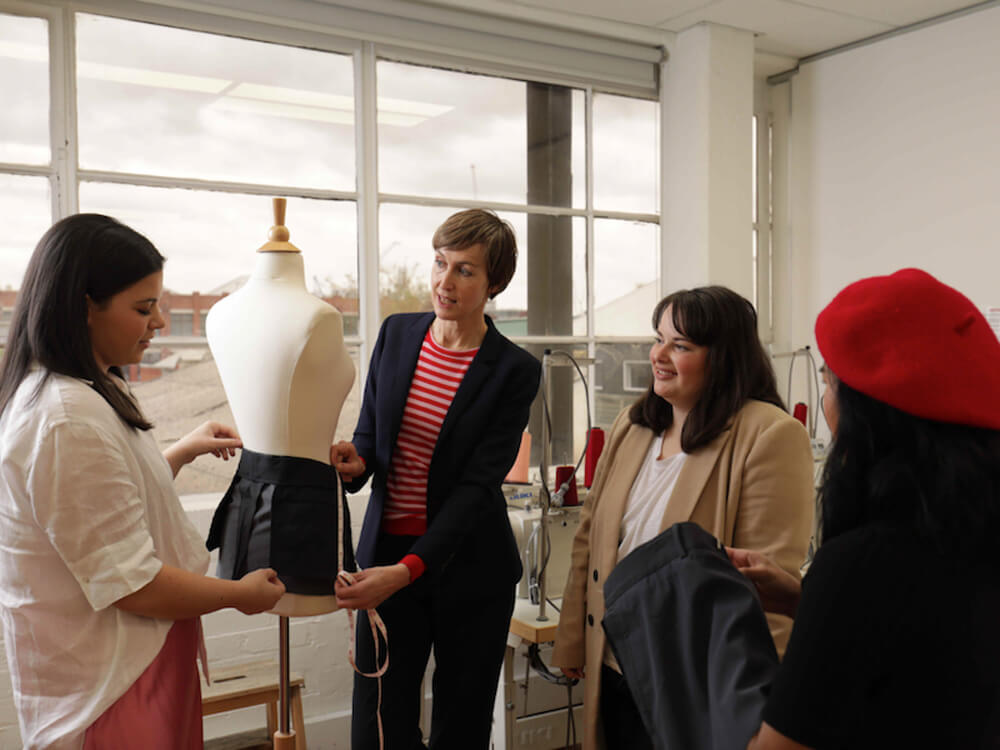 sustainable fashion degree