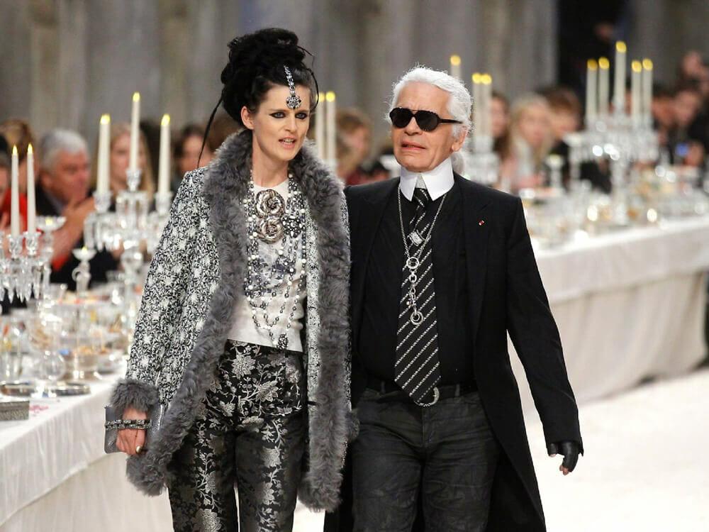 Fur-free Karl Lagerfeld - WTVOX Magazine