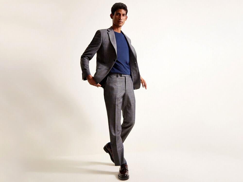 Moss Bros Eco Suit