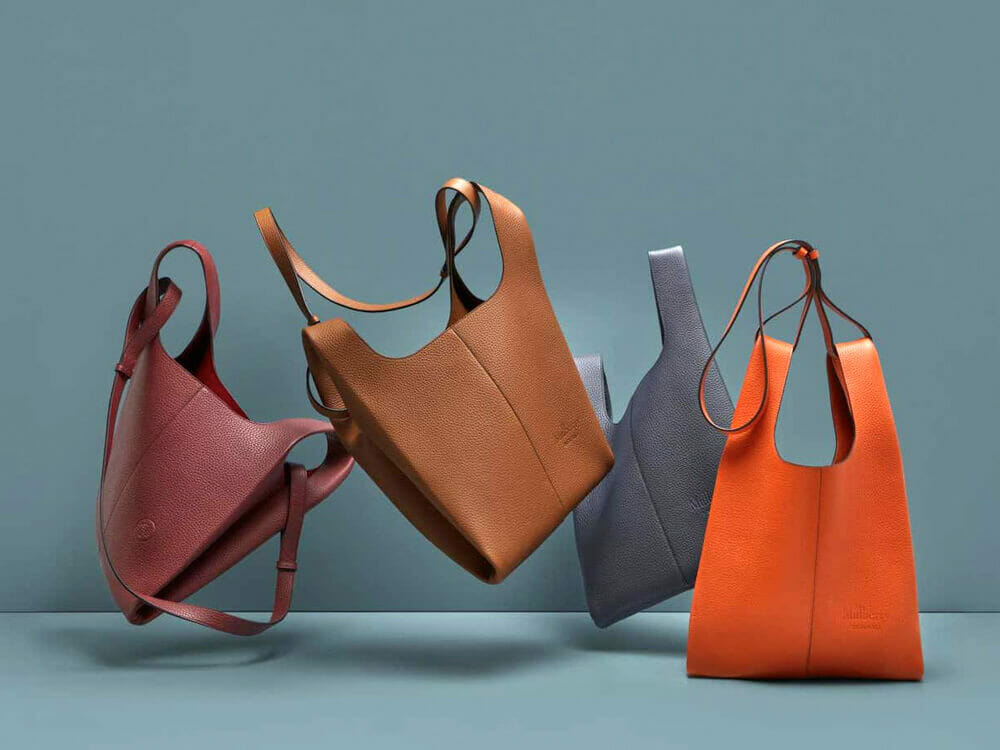Mulberry Releases Its First Ever 100% Sustainable Leather Bag