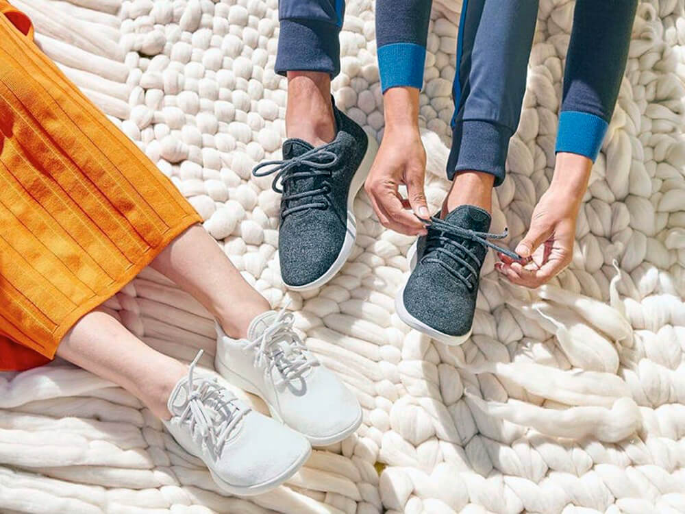 Sustainable Allbirds