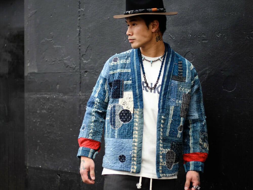 Japanese Upcycled Fashion