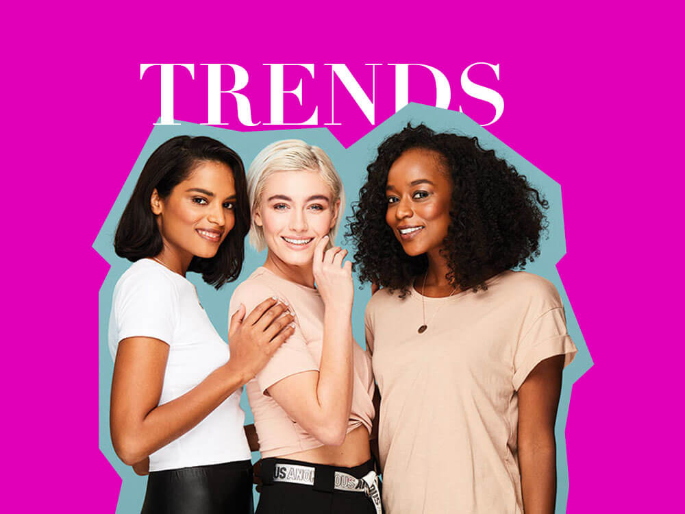 Beauty trends of 2020