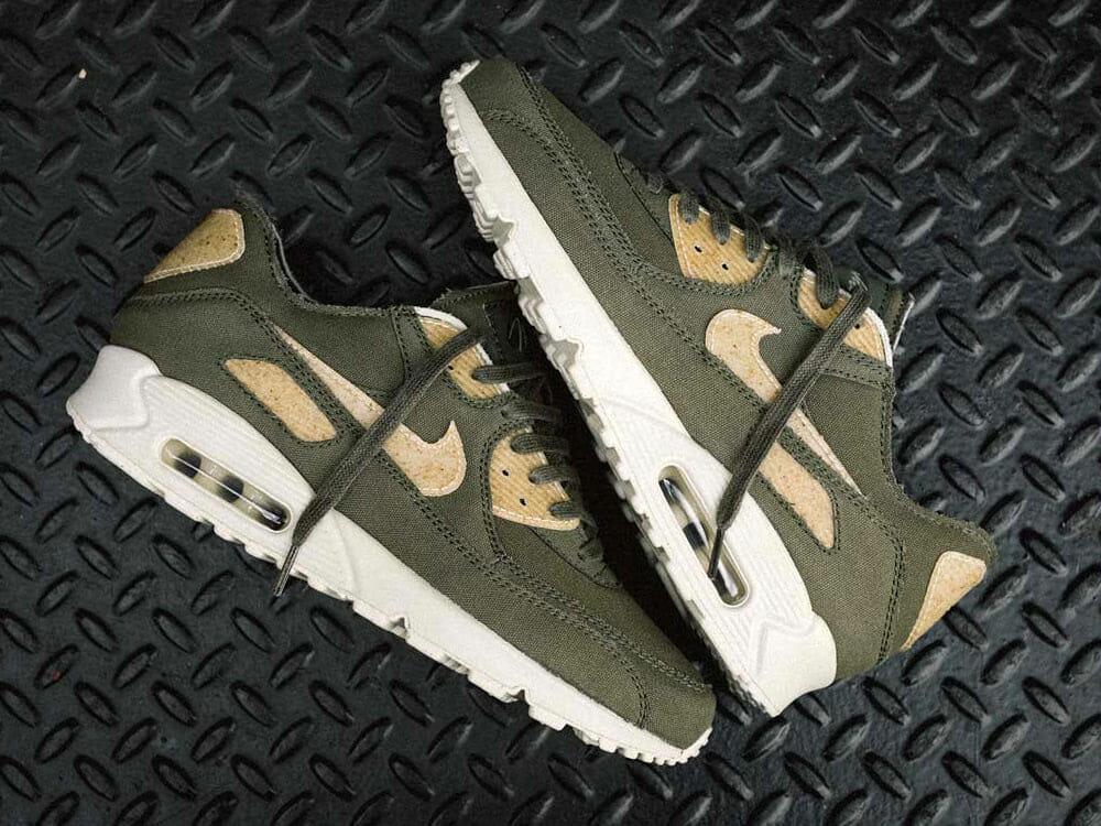 Nike organic cotton shoes