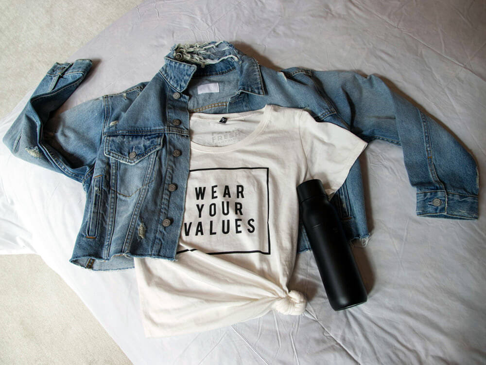 #wearyourvalues by Remake