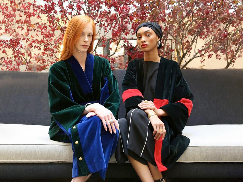 Tremblepierre sustainable designer fashion