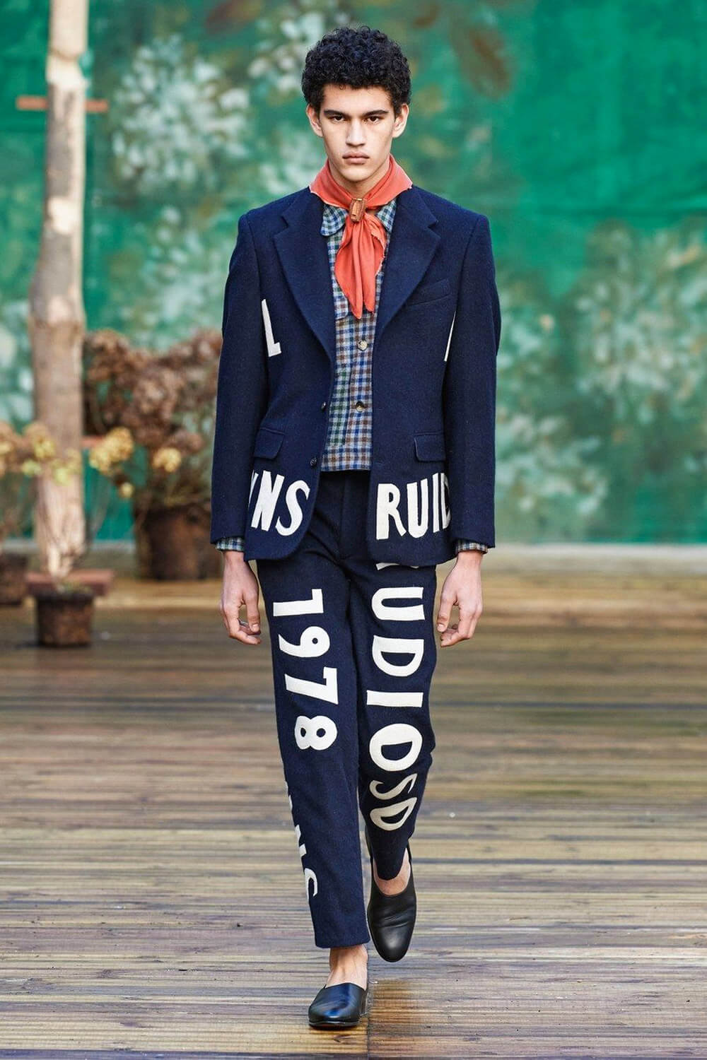 Bode Menswear Fall 2020 Collection