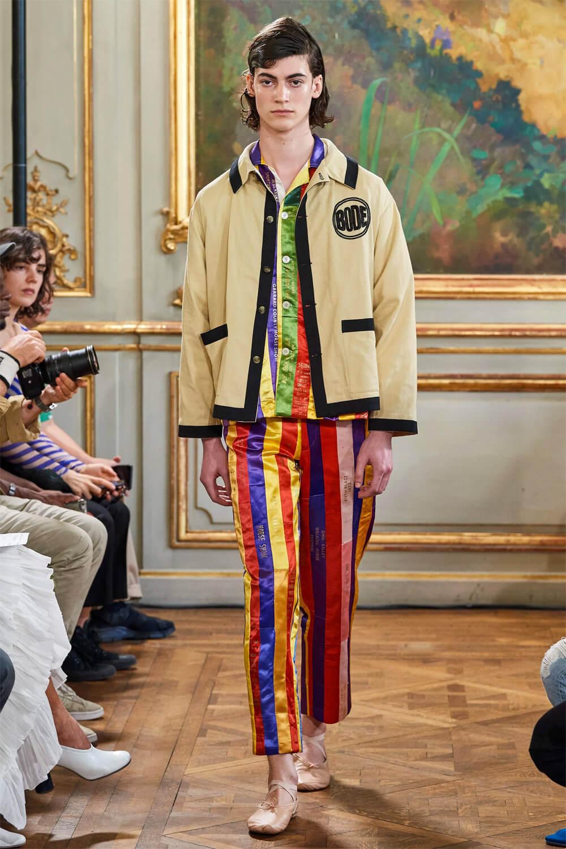 Bode Menswear Spring 2020 Collection