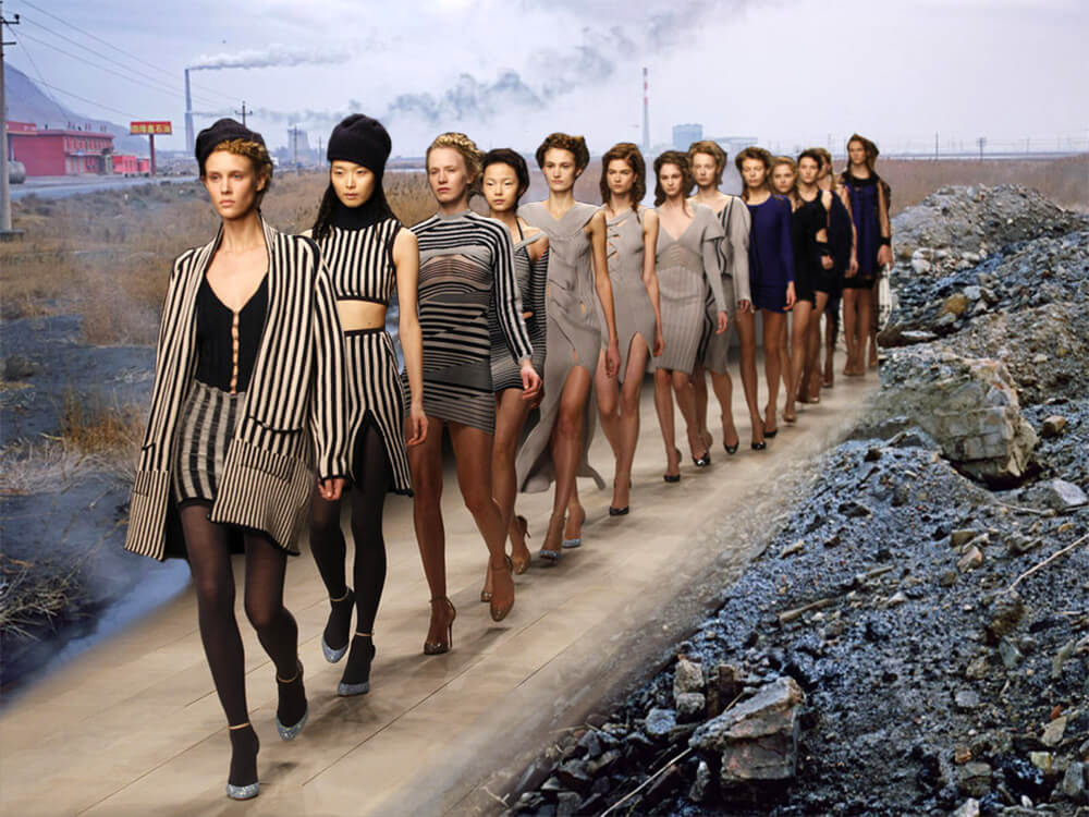 Fashion Causes Climate Change