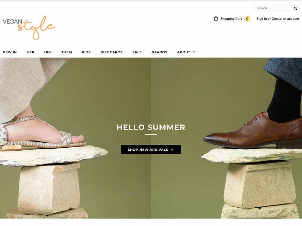 Vegan Style - Animal-Free Online Store