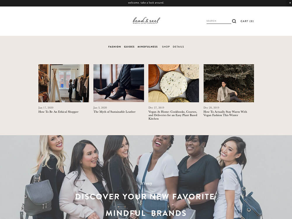 Bead & Reel - MindfulShop
