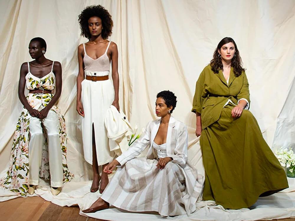 Mara Hoffman sustainable designer fashion