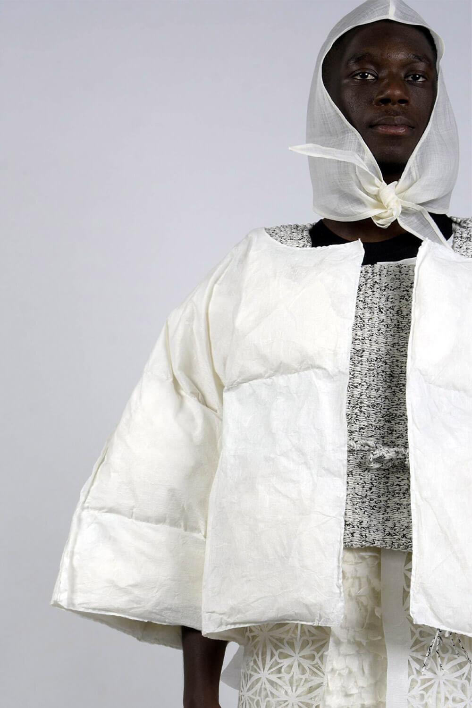 Sun Lee Consumption of Heritage - Hanji Padding jacket