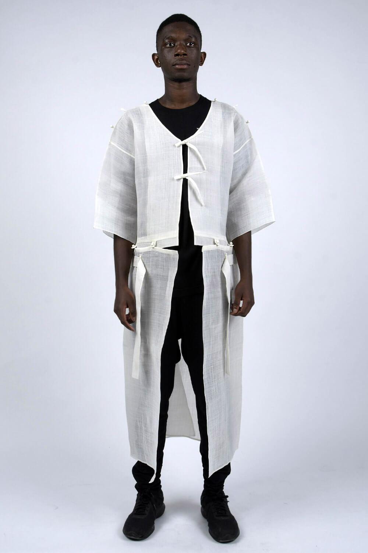 Sun Lee Consumption of Heritage - Hansan Mosi Transforming coat