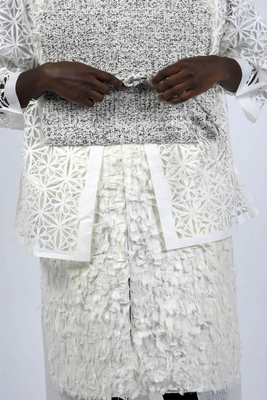 Sun Lee Consumption of Heritage - Ji-seung craft vest