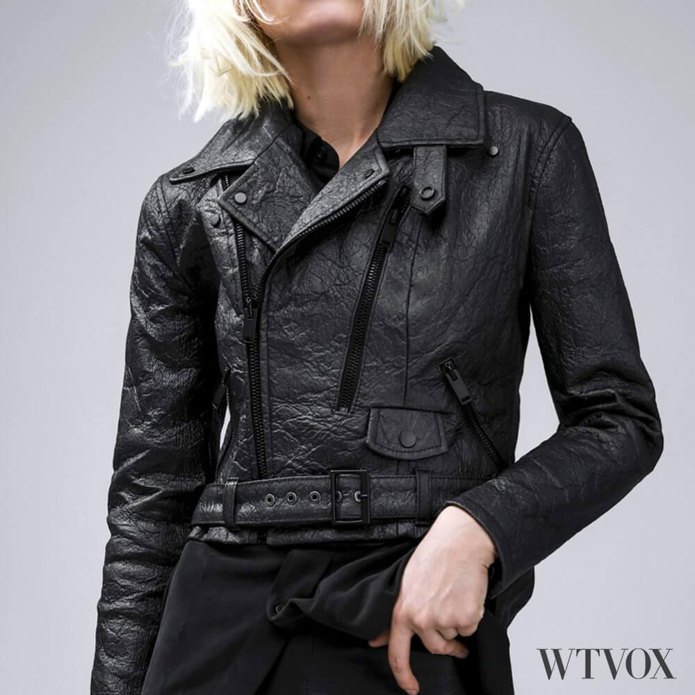 Pinatex vegan leather quality