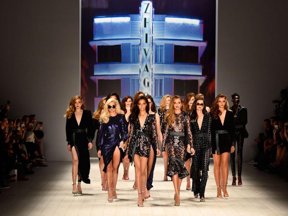 Zhivago sustainable fashion house