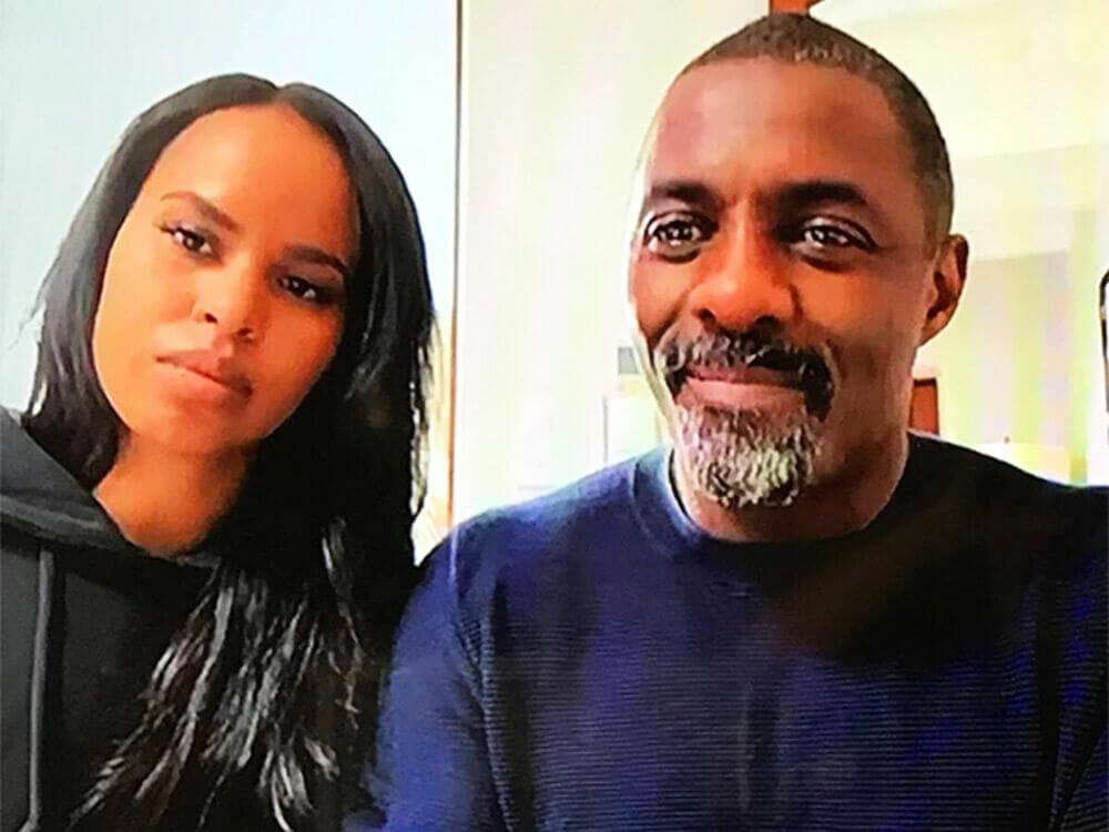 Idris Elba and his wife interview with Oprah on Coronavirus pandemic